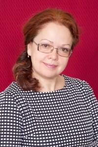 Чиркунова Светлана Анатольевна